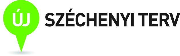 Logó: Széchenyi Terv